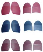 Mens matching Soles and Heels sold pairs for DIY Shoe Repairs Choice of Colours